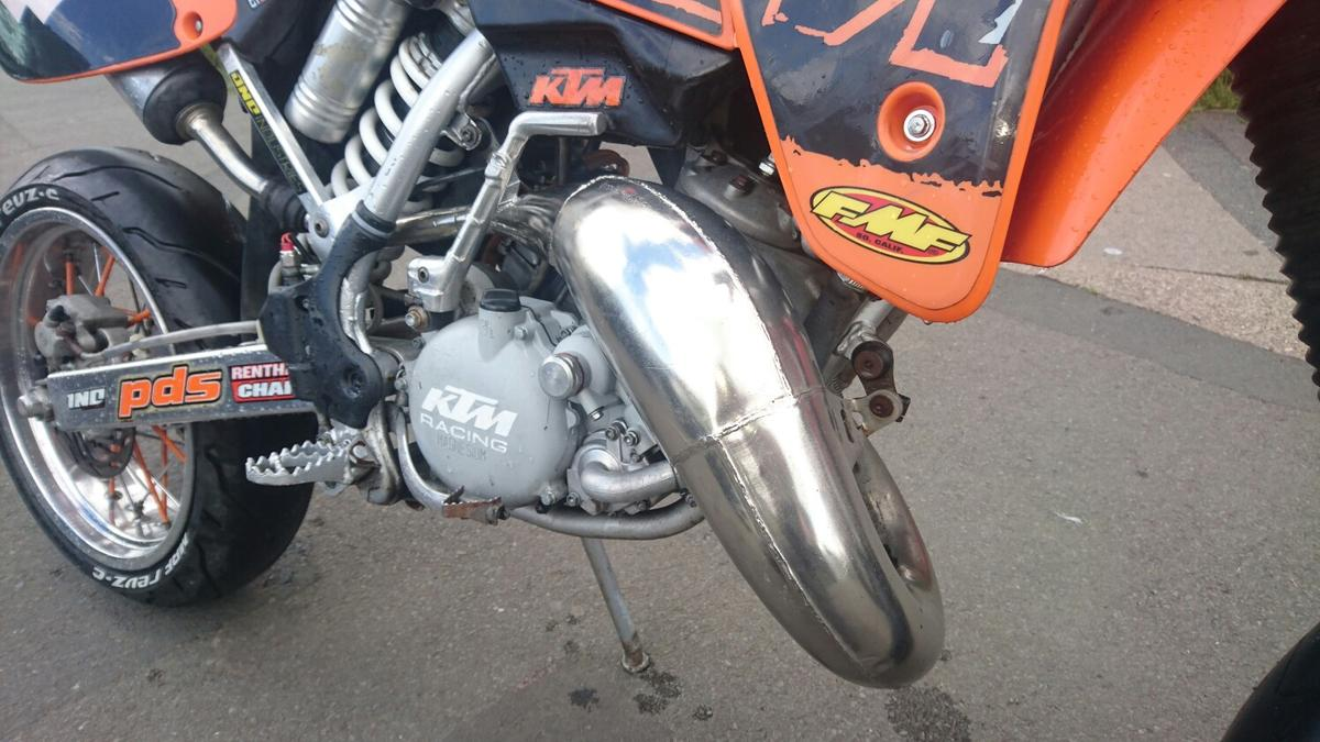 Ktm exc 125 supermoto in SY3 Shrewsbury for £1,800 00 for