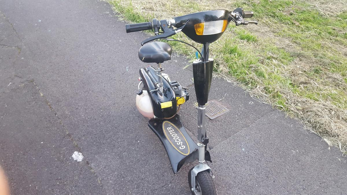 G scooter 49cc 2 stroke engine, good tyres in NG8 Nottingham
