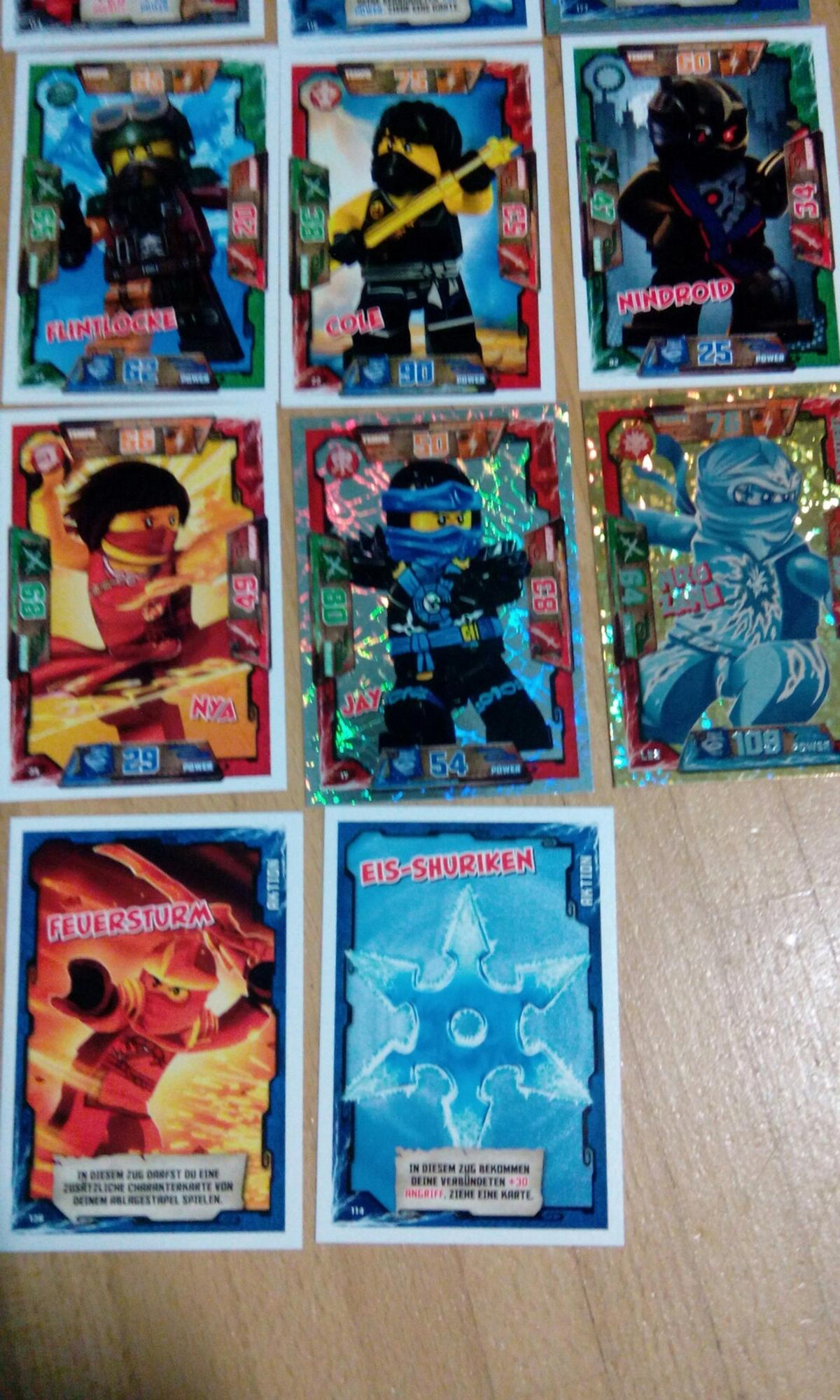 Lego Ninjago, Trading Card Game in 42781 Haan for €5.00 for sale
