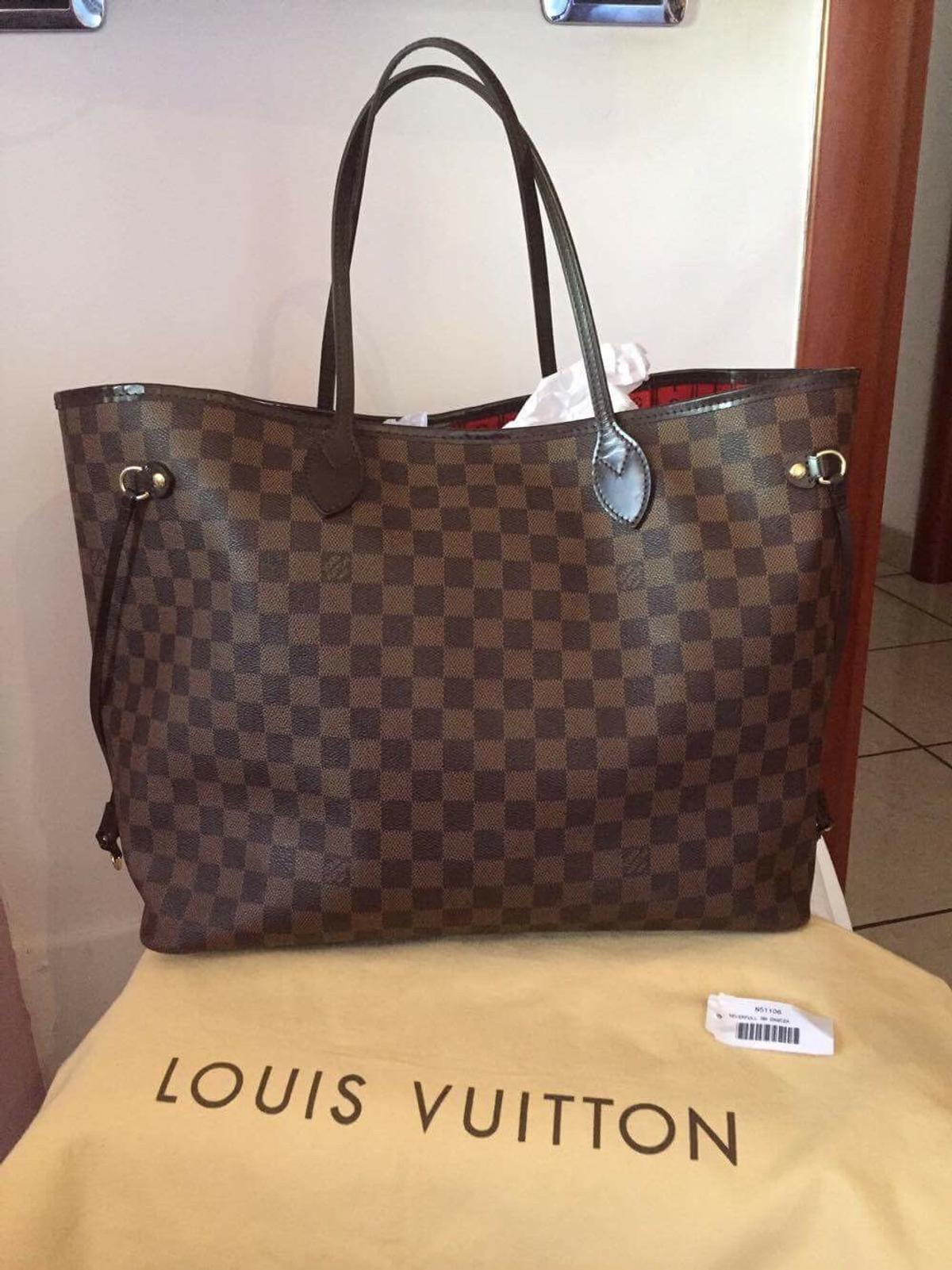 636bee0300bd3 Borsa LOUIS VUITTON NEVERFULL GM in 21046 Malnate for €550.00 for ...