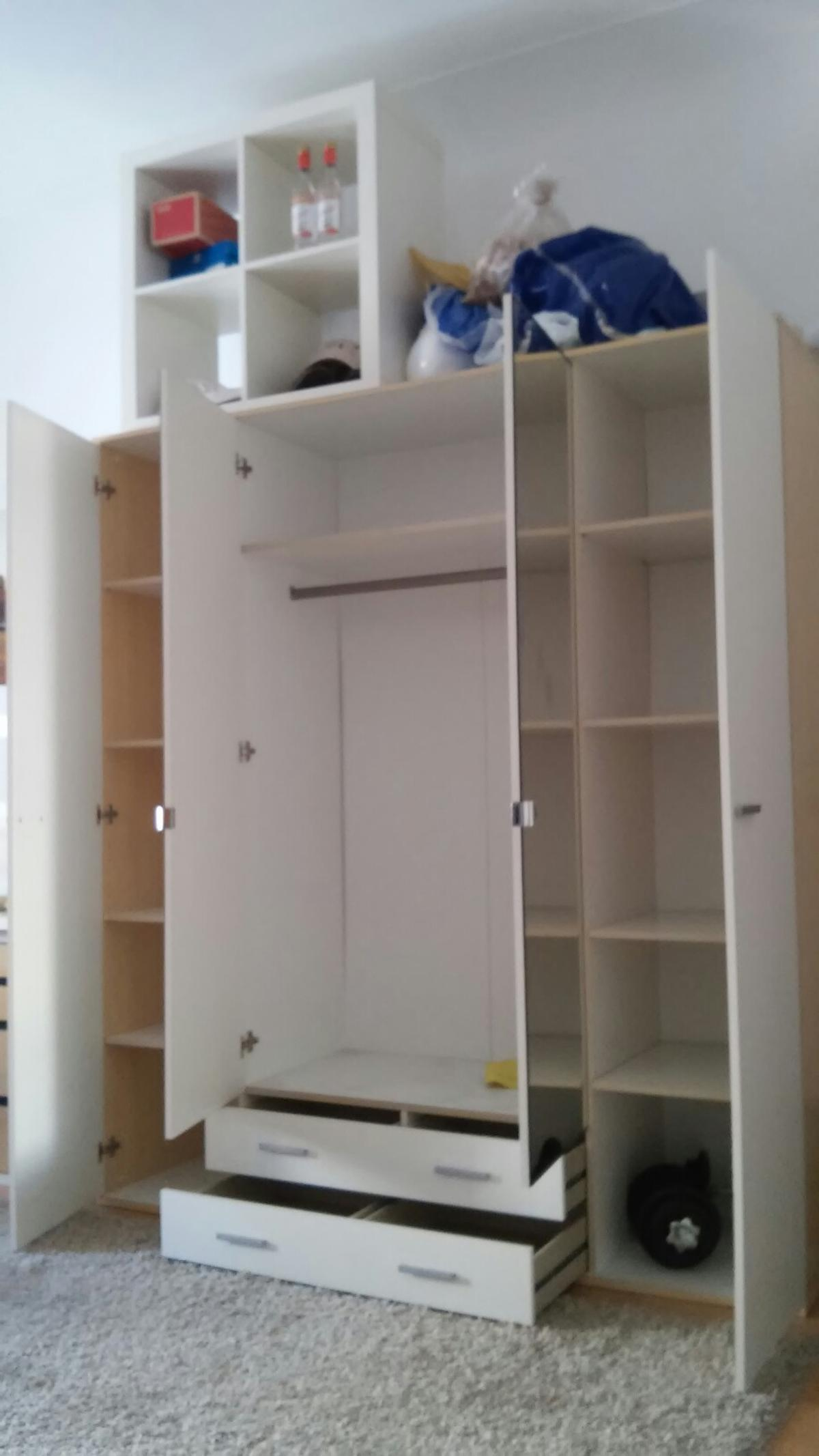 Kleiderschrank Ikea Oleby In 70178 Stuttgart For 150 00 For Sale