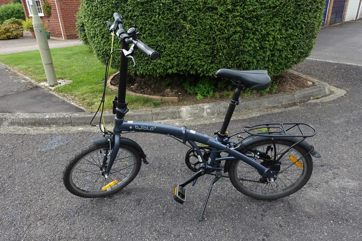 Matex Bfold 7 Folding Bike In Ox3 Oxford For 99 00 For Sale Shpock