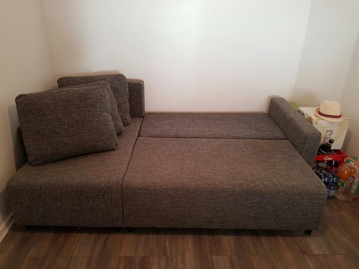 Oleby Ikea Sofa Couch Mit Schlaffunktion In 53859