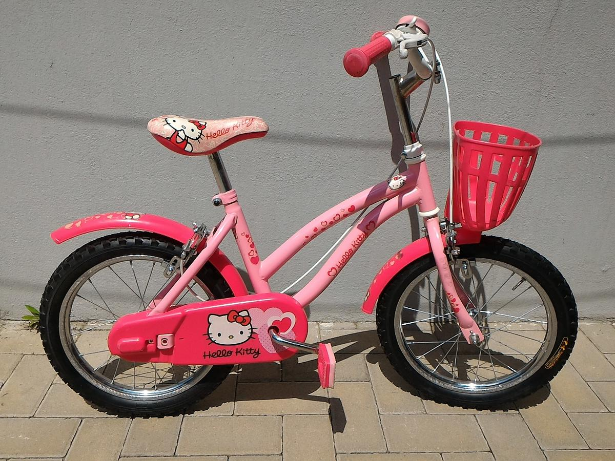 Bici Bambina Hello Kitty 16 Pollici In 40026 Imola For 5000 For