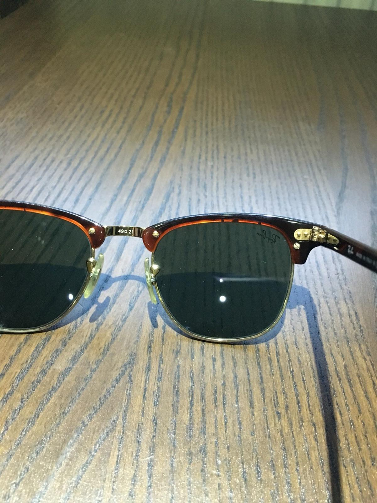 a74e03a096f Ray ban Clubmaster sunglasses in WC1X London for £30.00 for sale ...