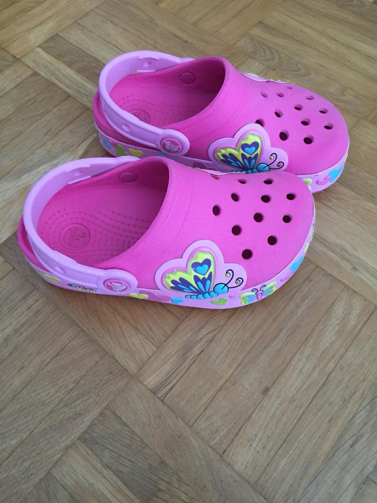 Pink For 2829 In München 81247 Schmetterling Crocs Blinkie HW2YEe9IDb