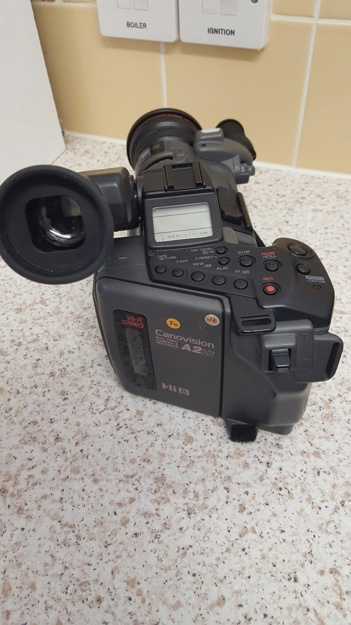 Canon   canovison camcorder in W12 London for £50 00 for