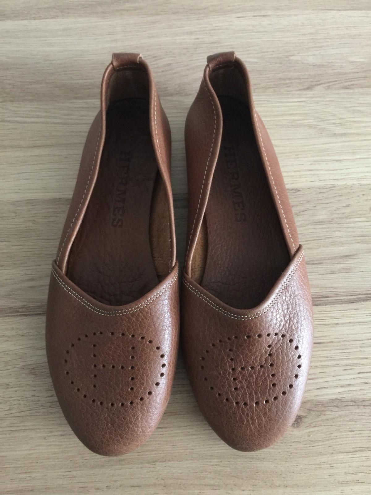 Tamaris Damen Slipper, Leder braun 40