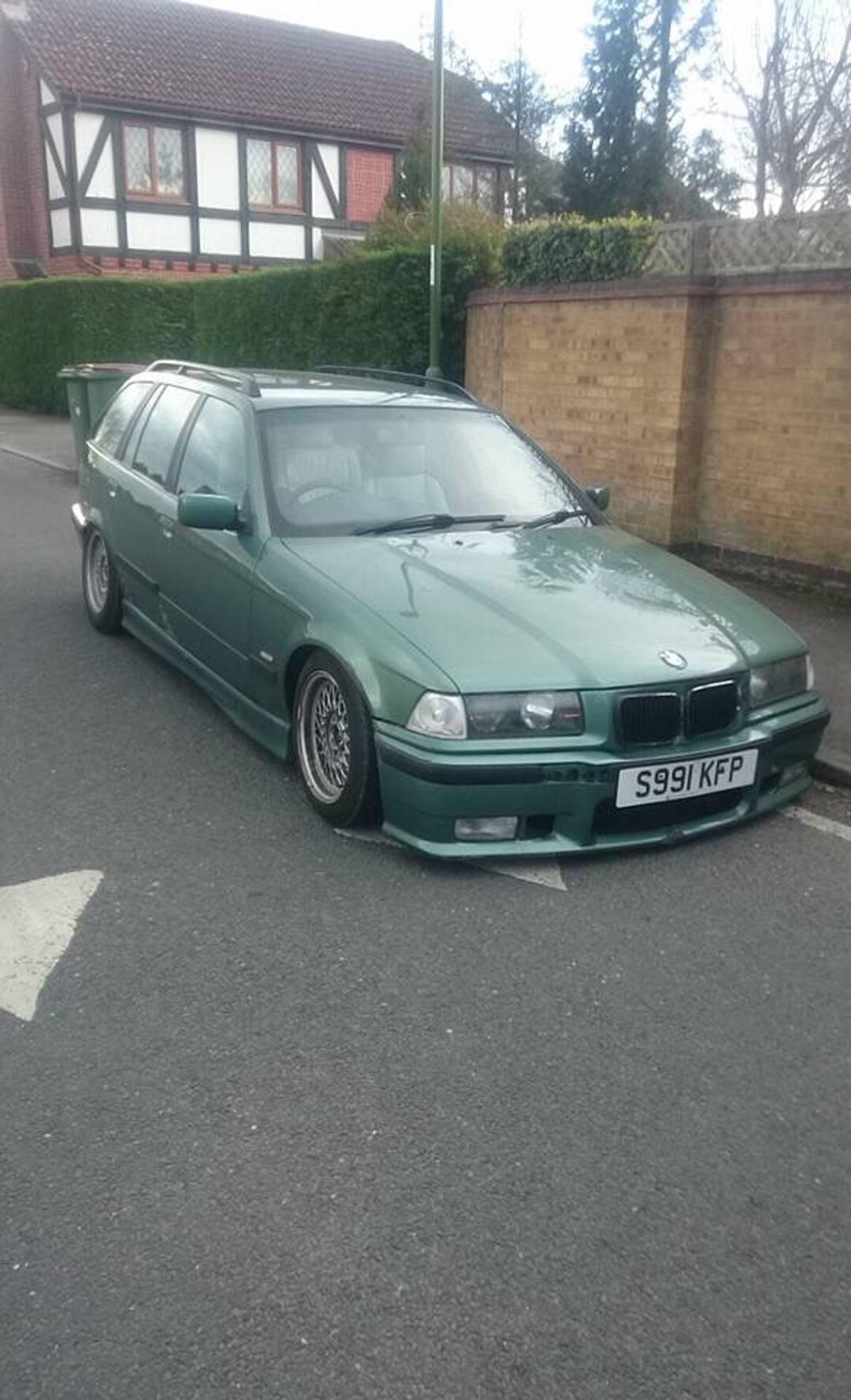 Bmw e36 323 drift car in CO16-Sea for £1,000 00 for sale