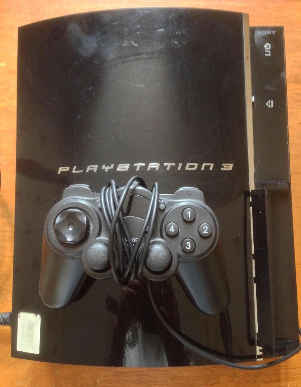 SONY PLAYSTATION PS3 PS2 60GB CONSOLE CECHC03 in WF17 Batley for