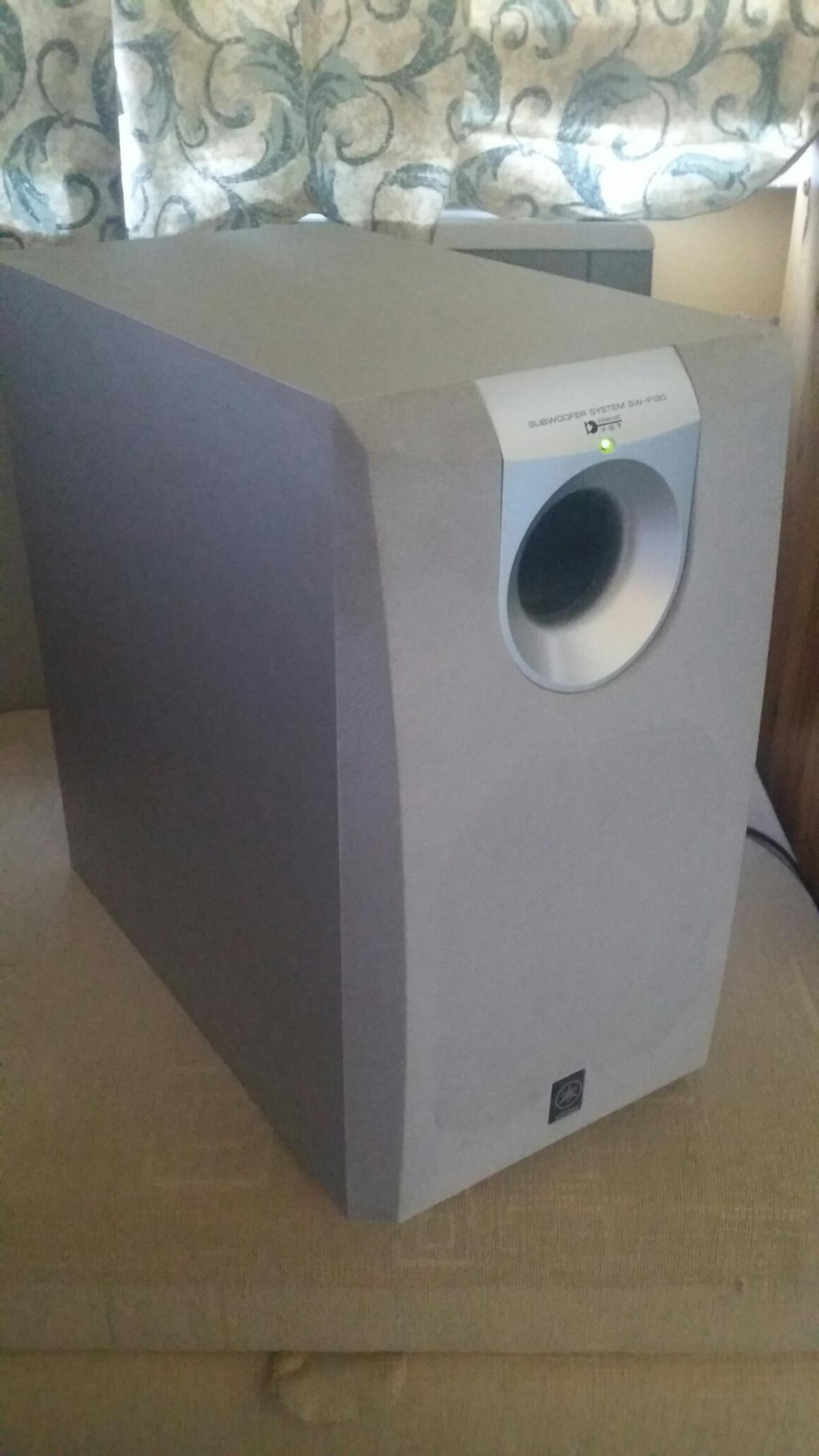 Yamaha Active Subwoofer in SN10 Worton for £15 00 for sale