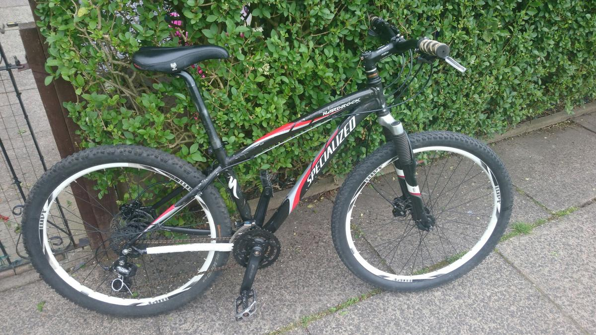 Specialized hardrock mountain bike in SK14 Hyde for £150 00 for sale