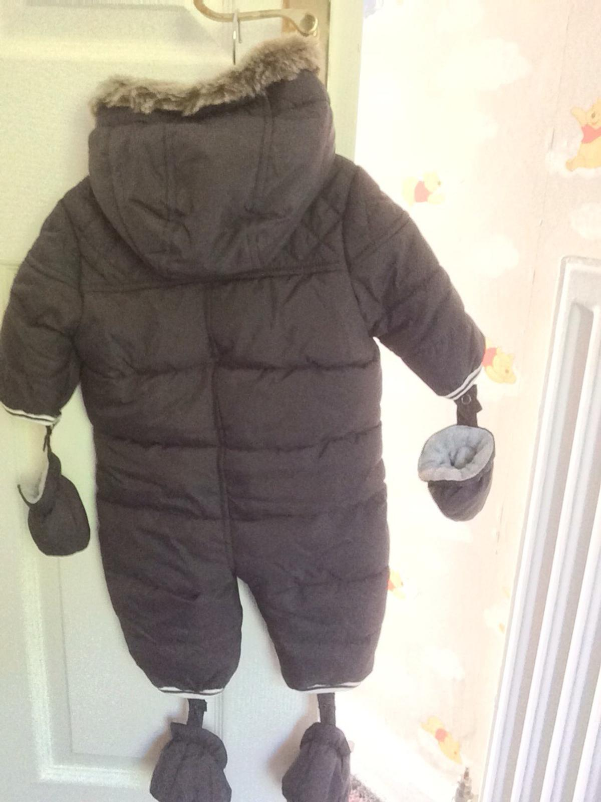 a21665273 Baby boys timberland snowsuit in B23 Birmingham for £45.00 for sale ...