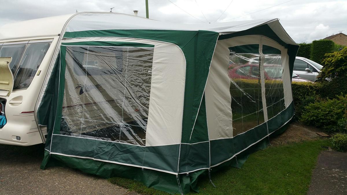 Caravan Awning Size 930 In Sy2 Shrewsbury For 70 00 For Sale Shpock