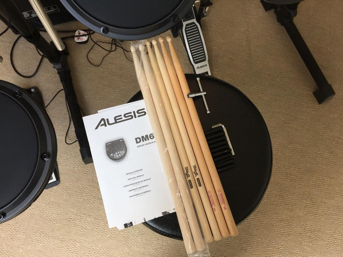 Alesis DM6 electric drum kit in B90 Shirley for £170 00 for sale