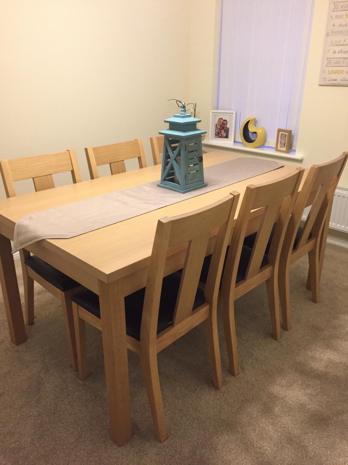 Dining Table And Chairs Marks Spencer