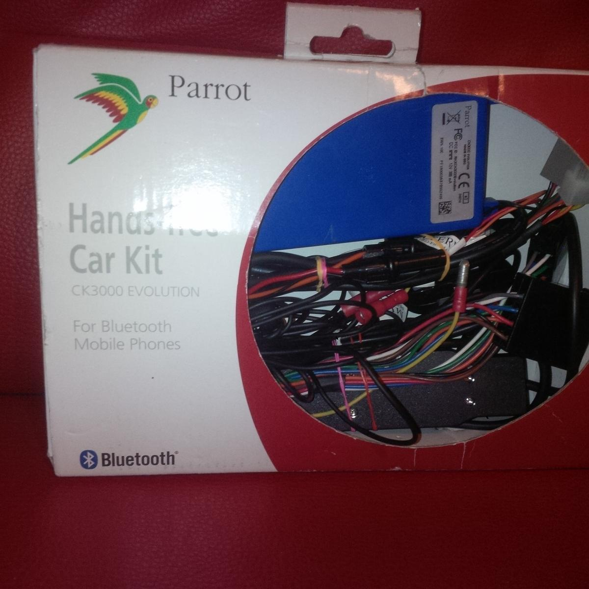 Parrot Hands Free Kit Model Ck3000 Evelution In L33 Liverpool For