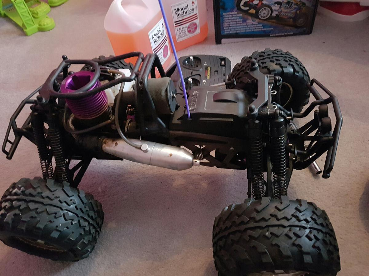 1/8 scale RC monster truck in BN1 Brighton for £100 00 for