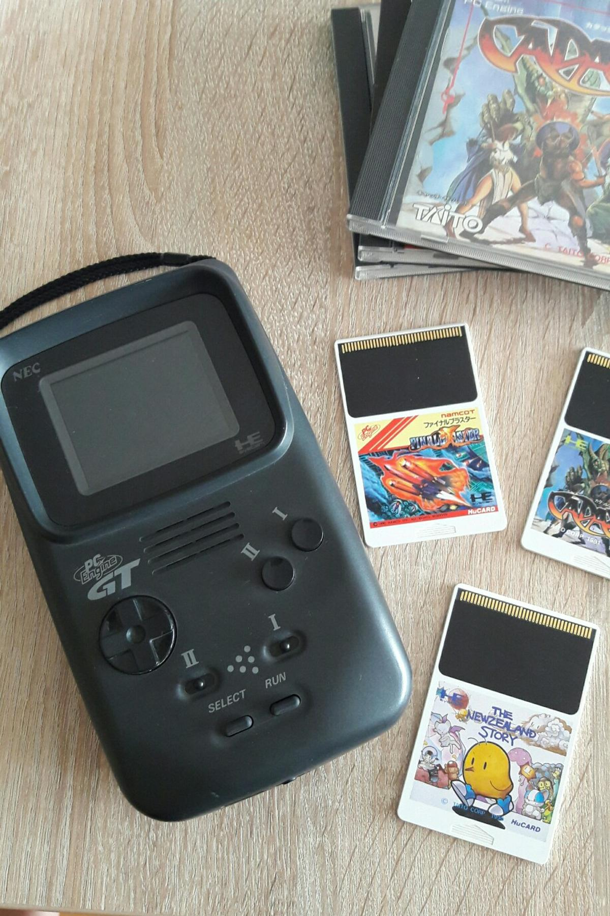 NEC PC Engine GT - Konsole - JAP