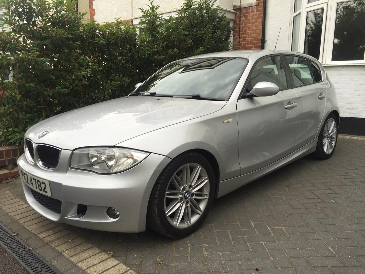2005 55 Plate Bmw 1 Series M Sport Auto In E4 London For 4 250 00 For Sale Shpock
