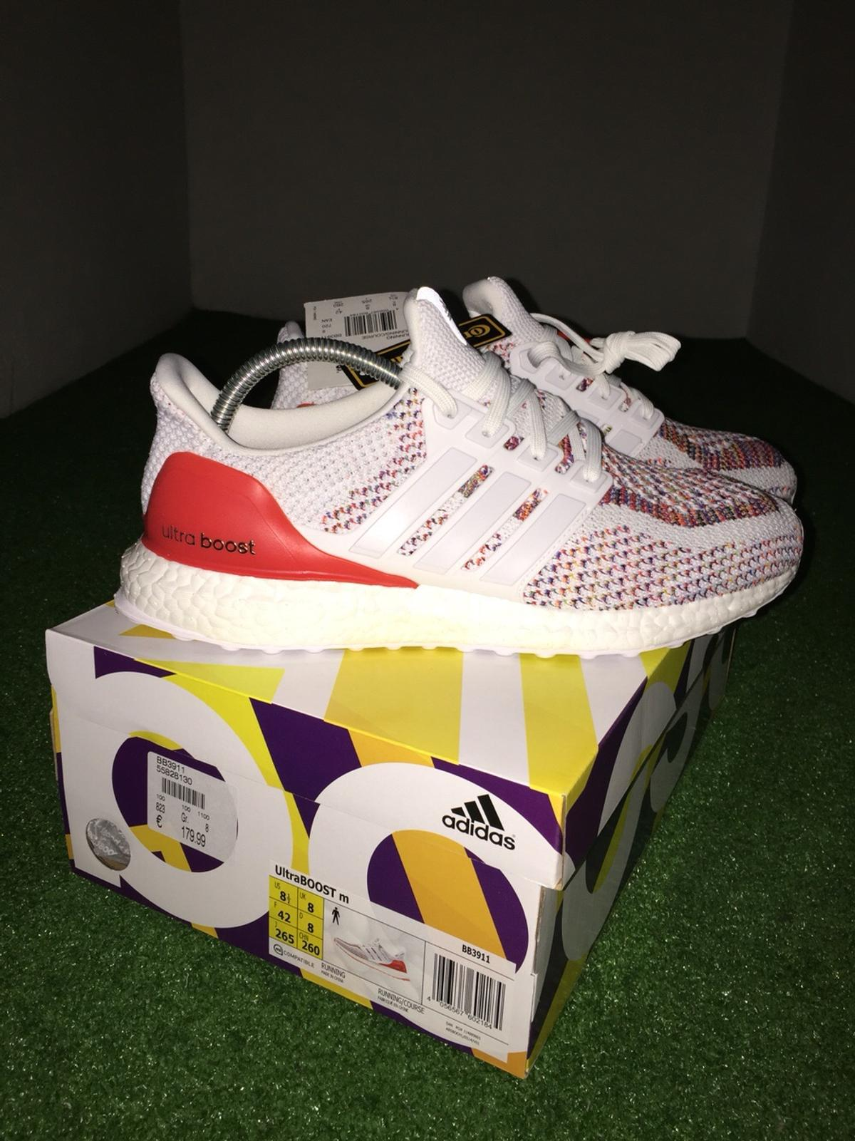Adidas Adidas Boost Ultras Boost Ultras Multicolor Yb67vfgy