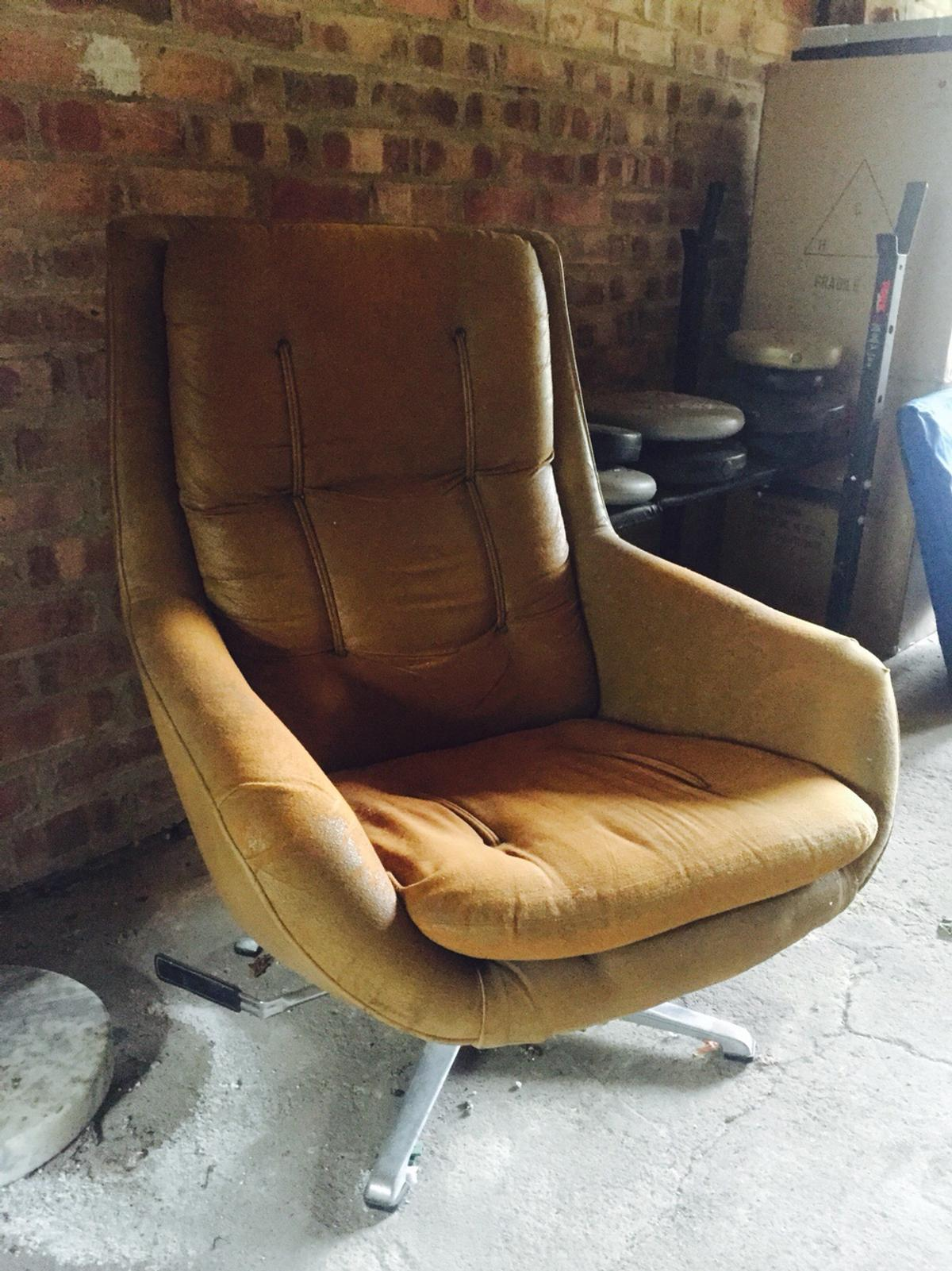 Retro 70 S Swivel Chair