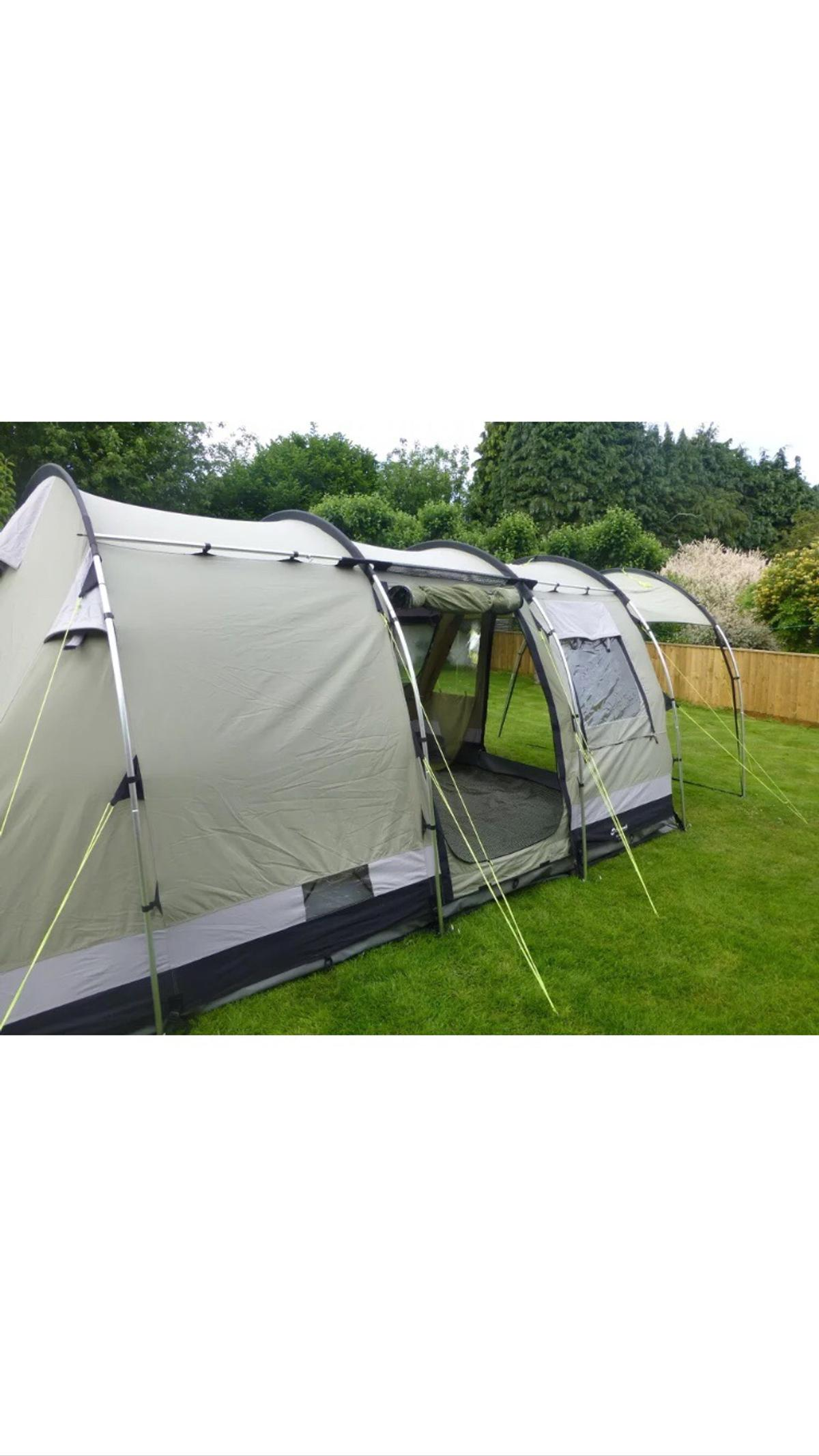 Description  sc 1 st  Shpock & Outwell bear lake 4 poly cotton tent in DL1 Darlington for £300.00 ...