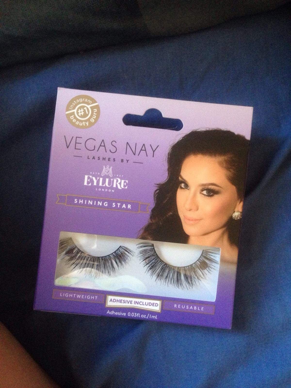 050719b8e9a Vegas nay eylure shining star lashes in DN35 Cleethorpes for £5.00 ...
