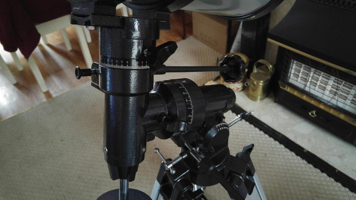 Seben big boss reflector telescope for sale in laois from