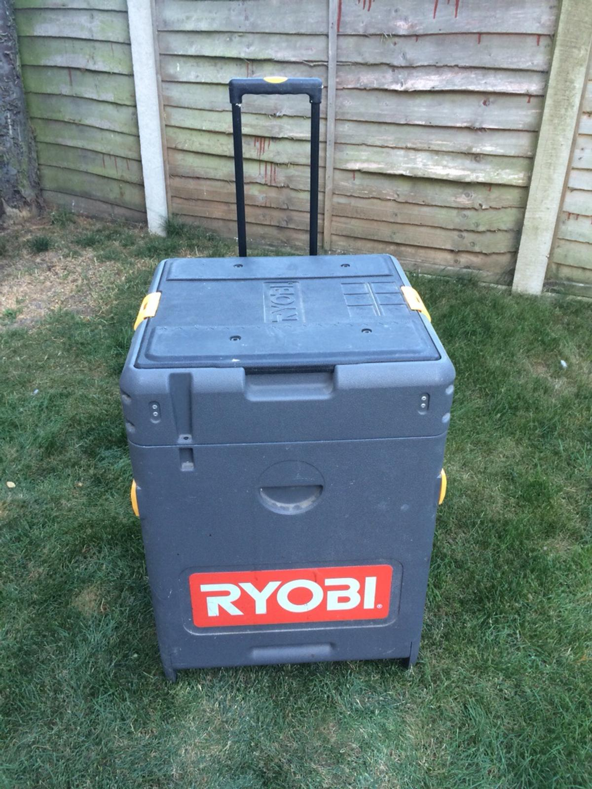 Ryobi tool storage travel box in CT14 Deal for £30 00 for sale - Shpock