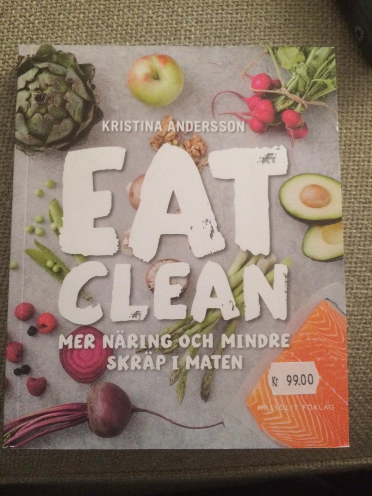 eat clean kristina andersson recept