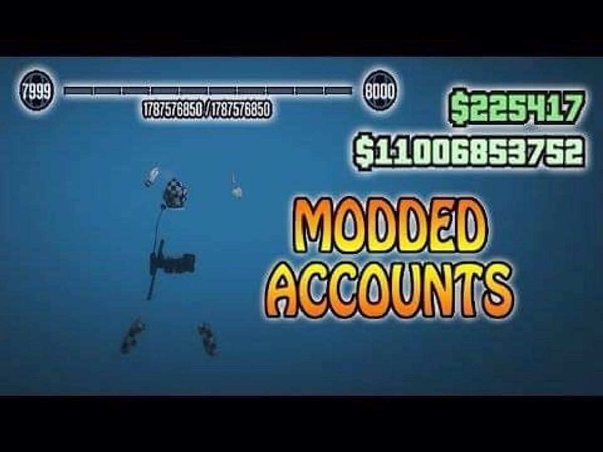 ps3 modded accounts for sale