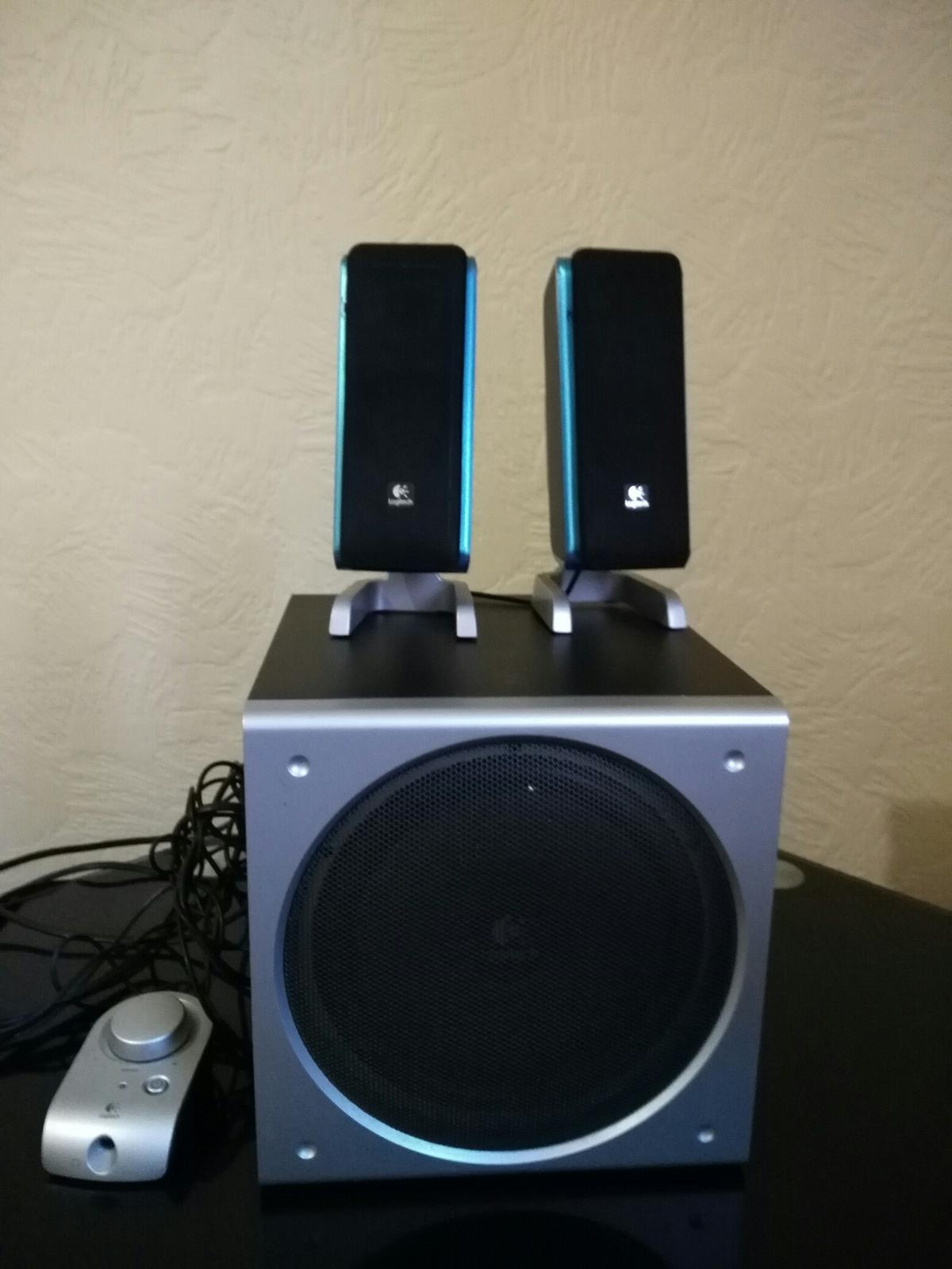 4956caa4808 Logitech Z3 speaker in S5 Sheffield for £15.00 for sale - Shpock