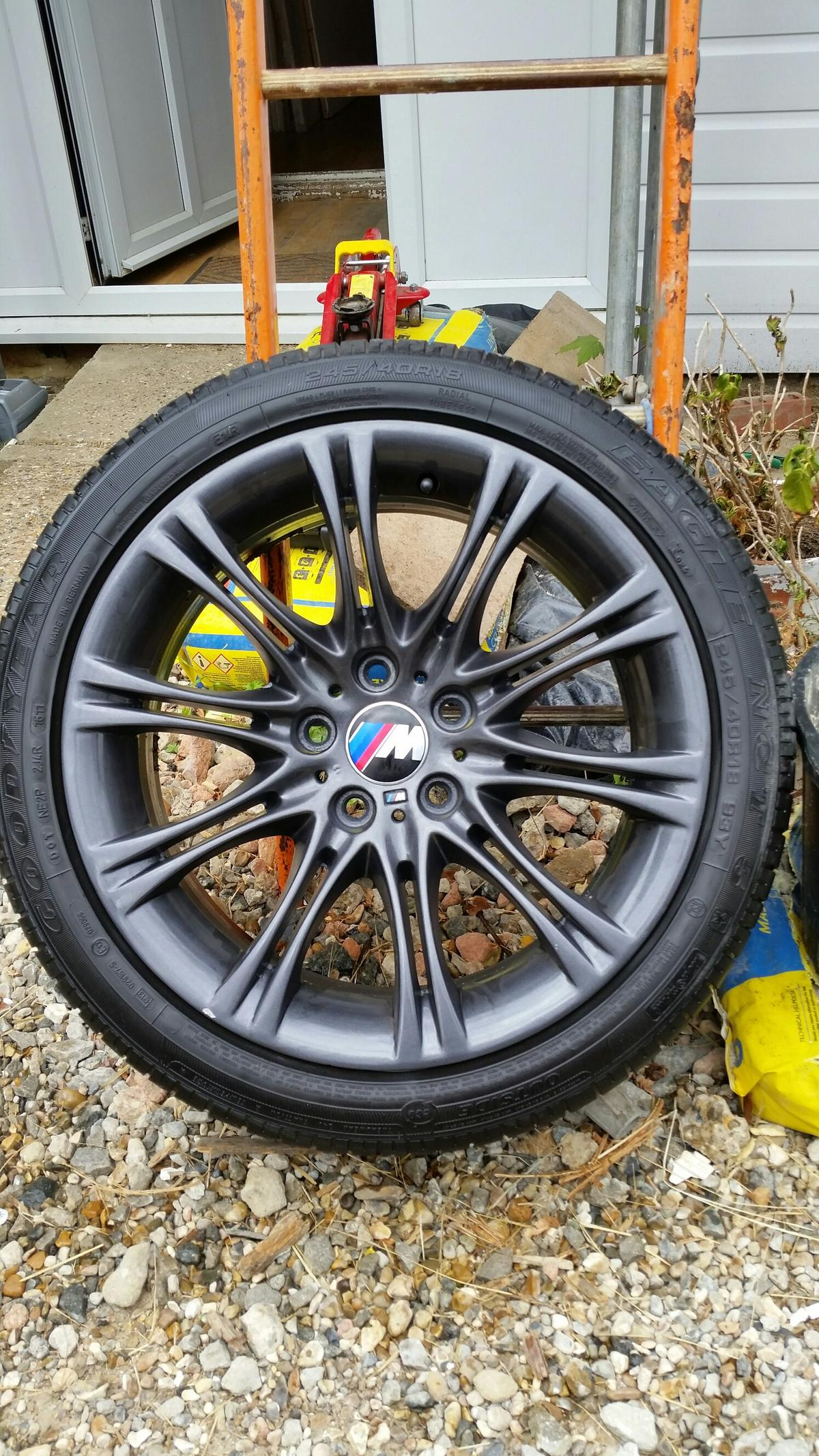 Bmw E60 E61 5 Series M Sport Alloys Tyres In Ct5 Yorkletts For 325 00 For Sale Shpock