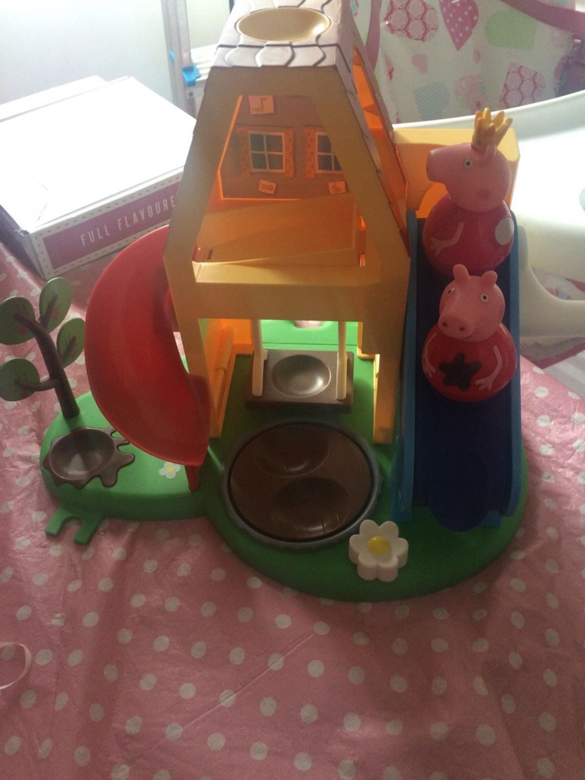 Peppa Pig Weeble Wind And Wobble Playground