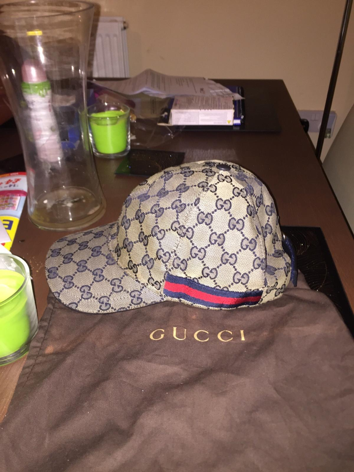a5f9850e3907c Blue Gucci cap in WV11 Wolverhampton for £80.00 for sale - Shpock