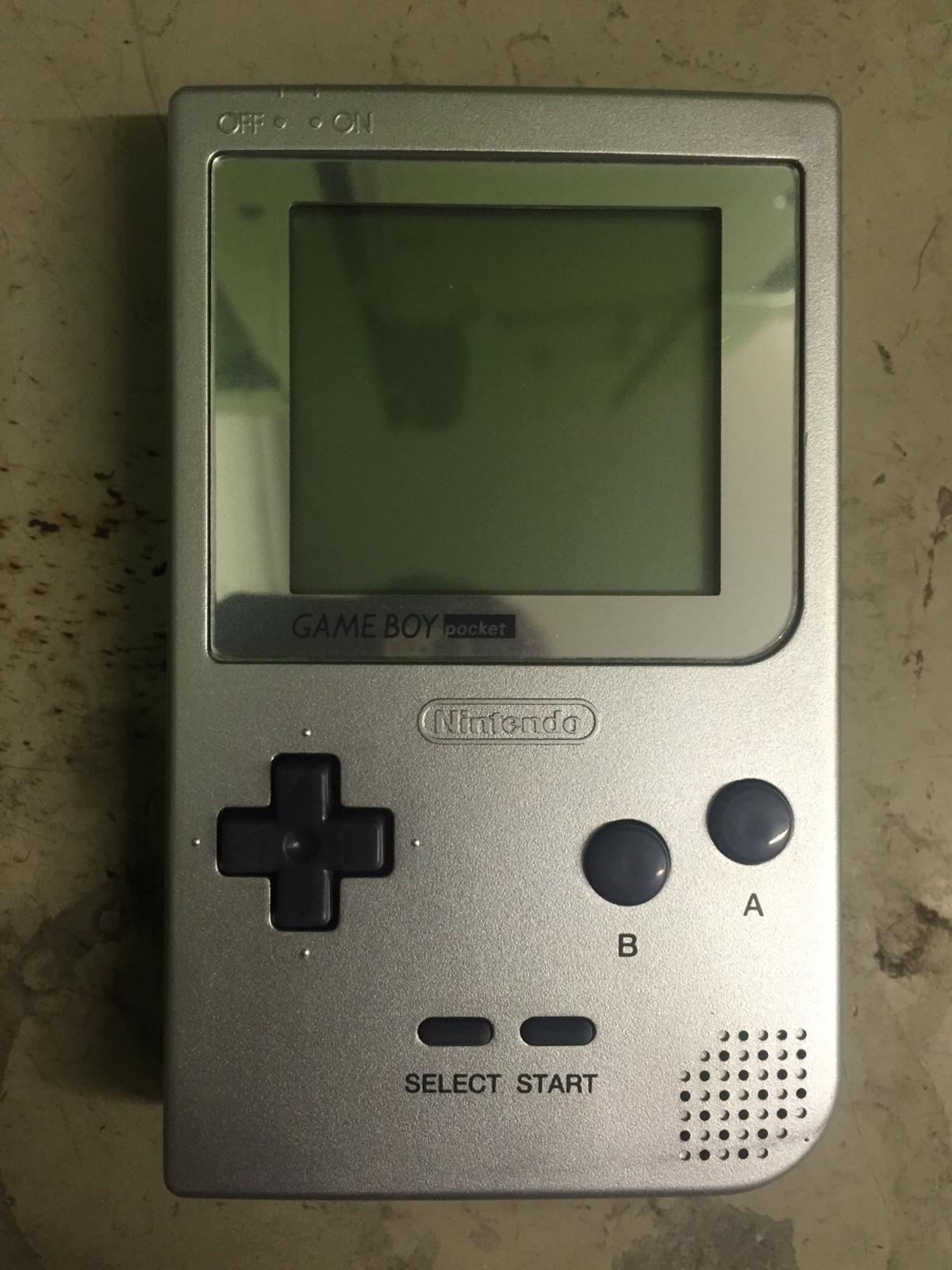 Gameboy Pocket & Case PERFECT CONDITION! in S62 Rotherham for £30 00
