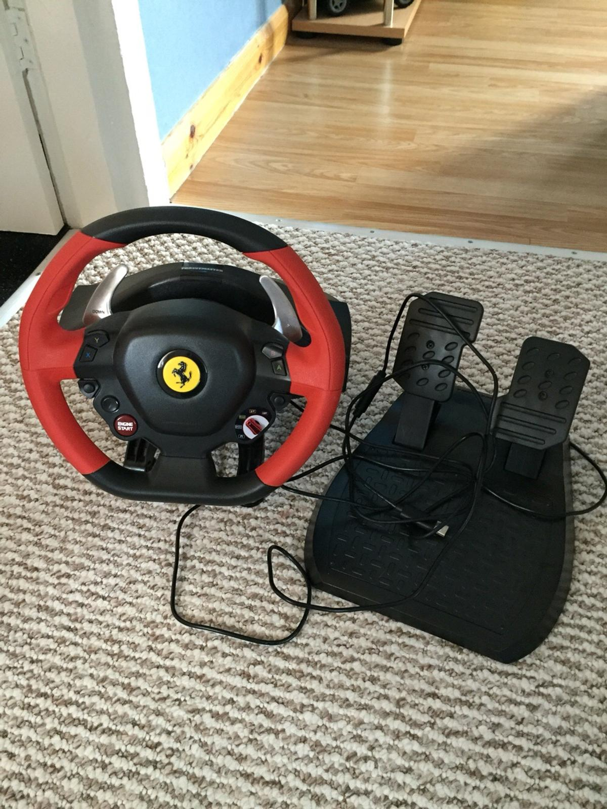 15b6b372c1f Xbox one steering wheel in DH6 Hill for £40.00 for sale - Shpock