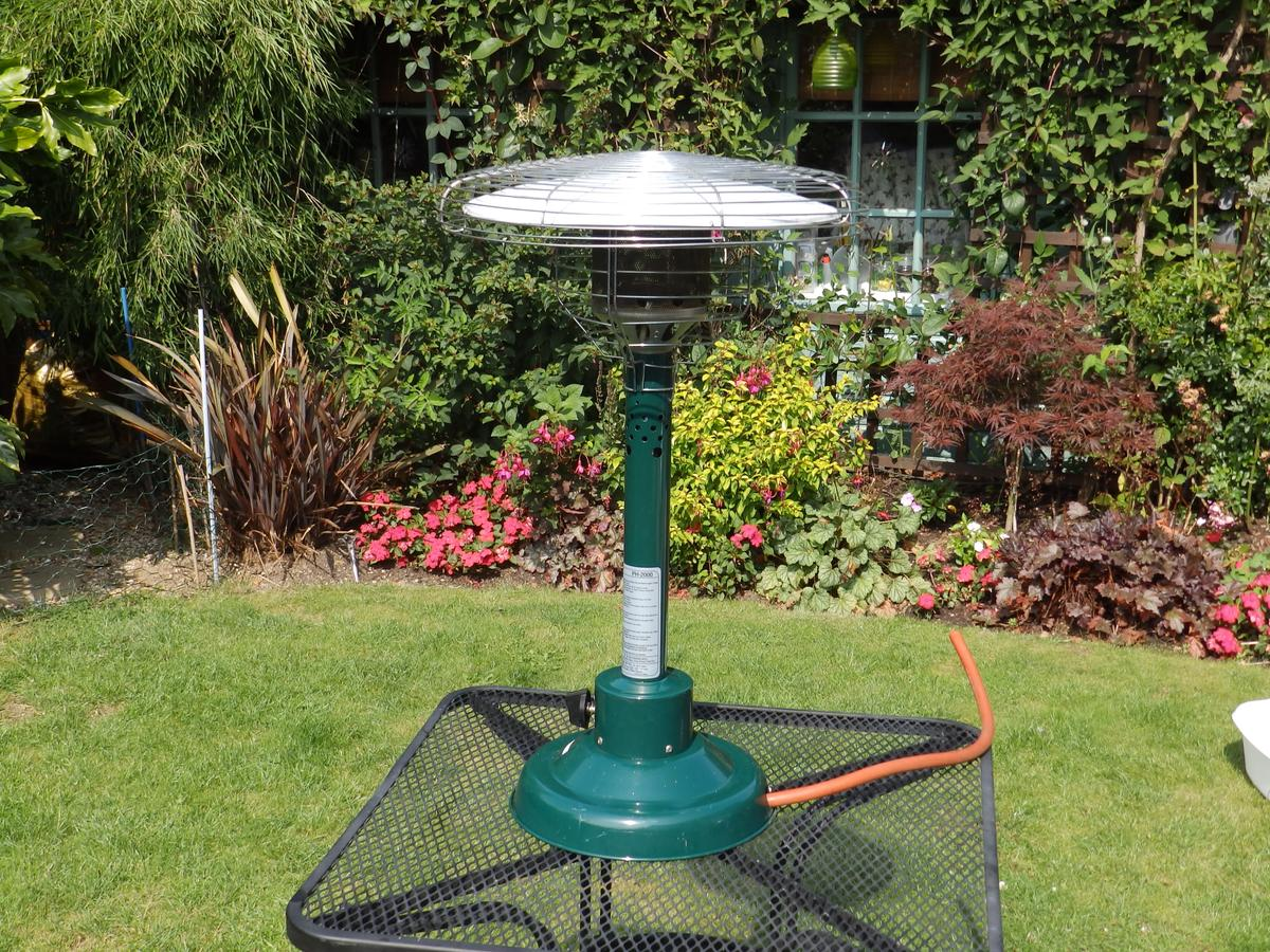 Mr Heat Table Top Patio Heater In Ss6
