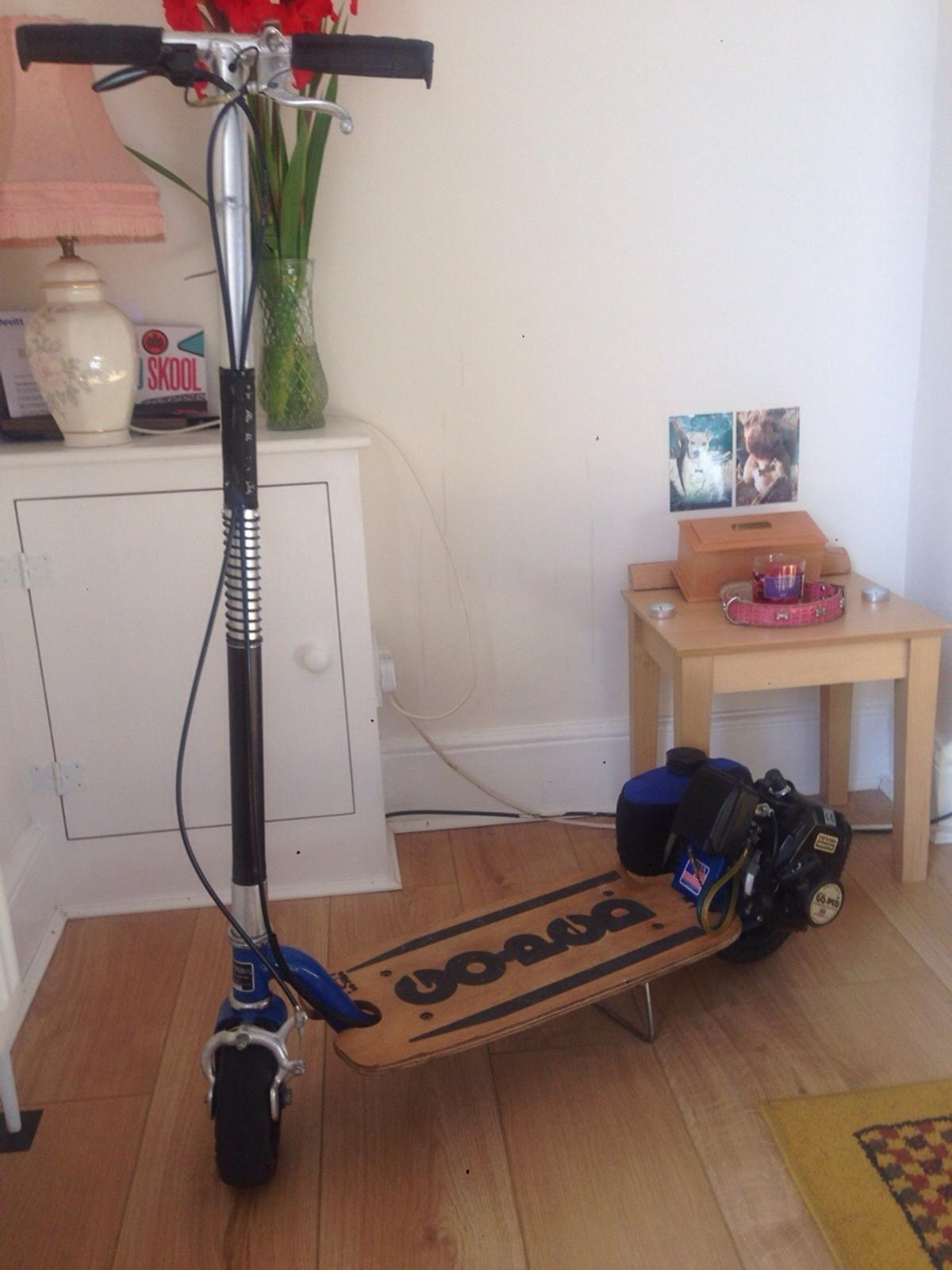 Goped Sport Petrol scooter in FY4 Blackpool for £150 00 for sale