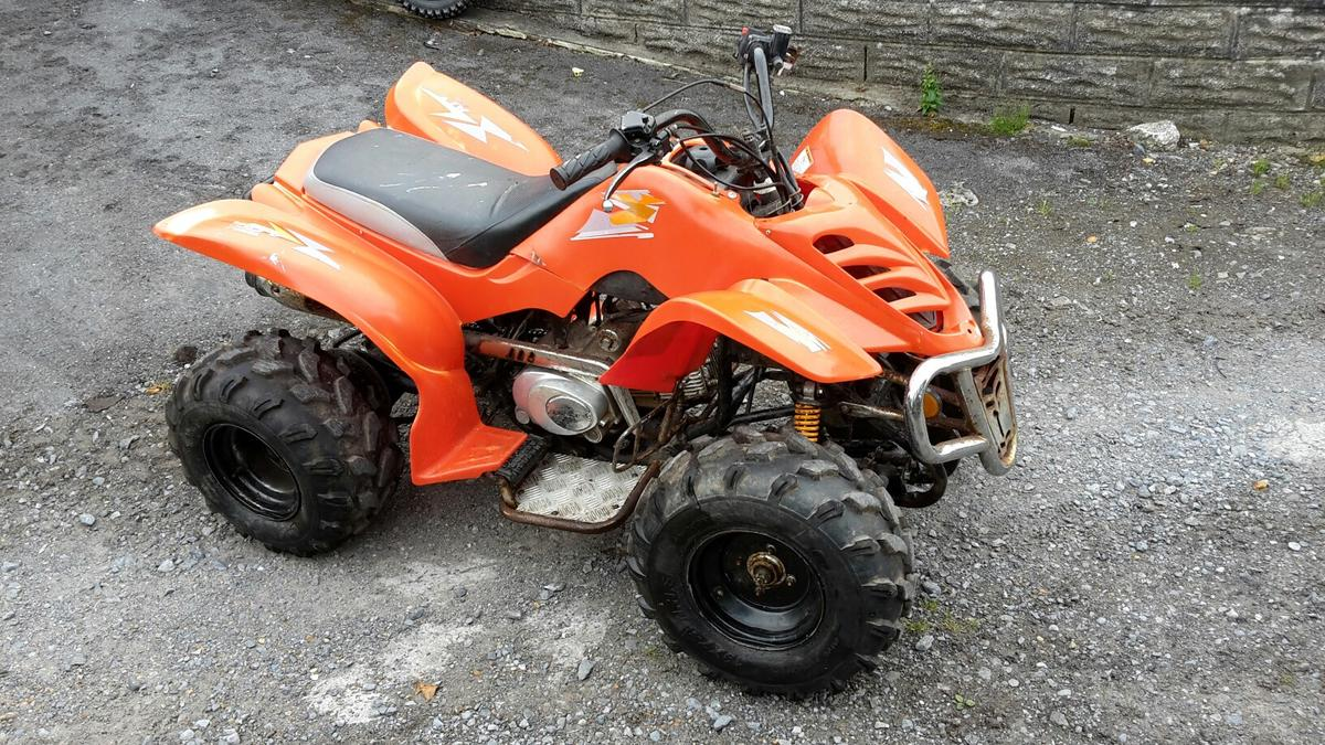 Loncin 110cc quad in NP26 Portskewett for £150 00 for sale