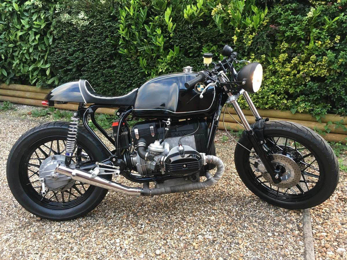 BMW R100 cafe racer 1982 in Test Valley for £5,250 00 for