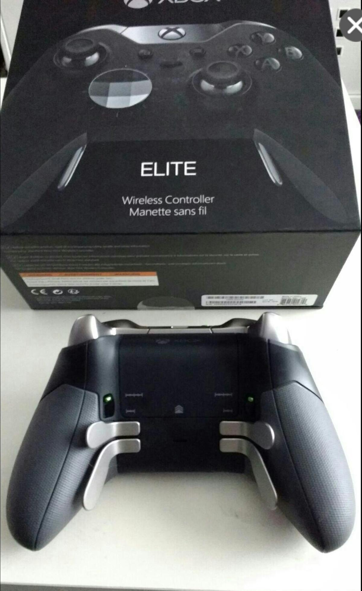 Xbox One Elite Controller in PA15 Greenock for £100 00 for sale - Shpock