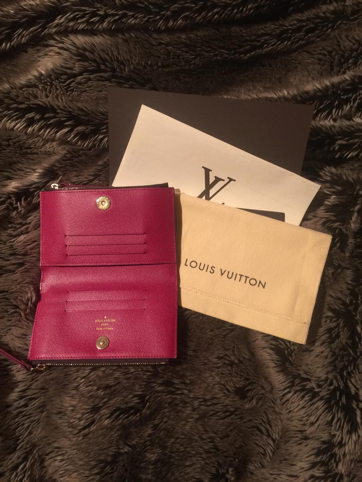 92719162be7ac Louis Vuitton Geldbörse Adele (Fuchsia) in 6020 Innsbruck for ...