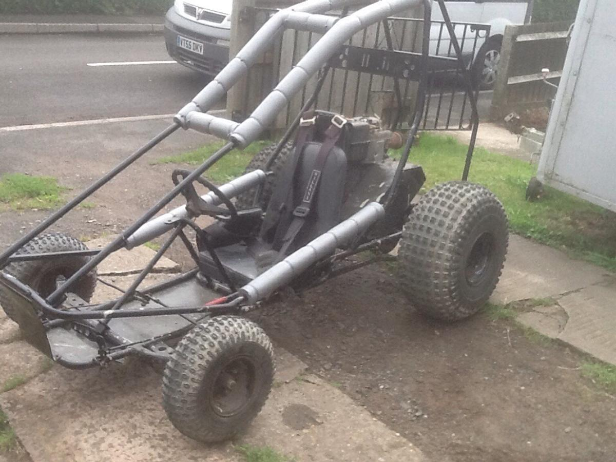 Manco dingo buggy in TF2 Donnington for £385 00 for sale