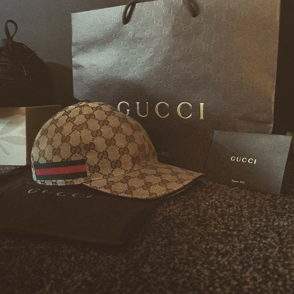 b49bc280bf896 Gucci cap in BB8 Colne for £100.00 for sale - Shpock