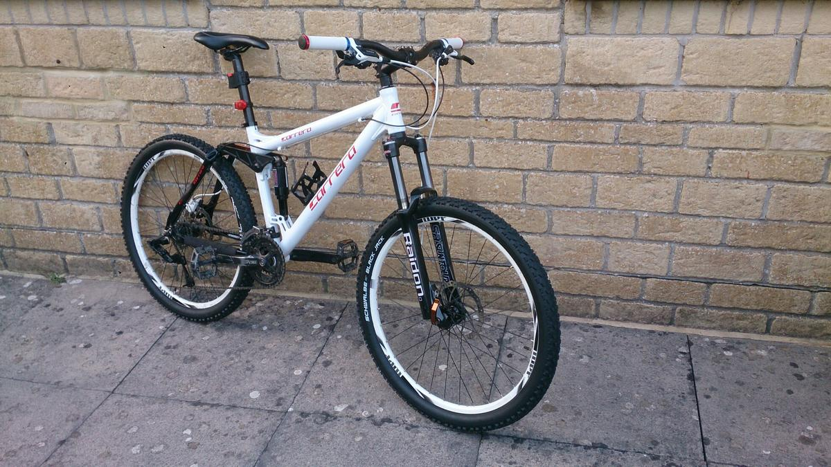f2508be43dd Carrera Banshee Mountain bike & extras in SN16 Malmesbury for ...
