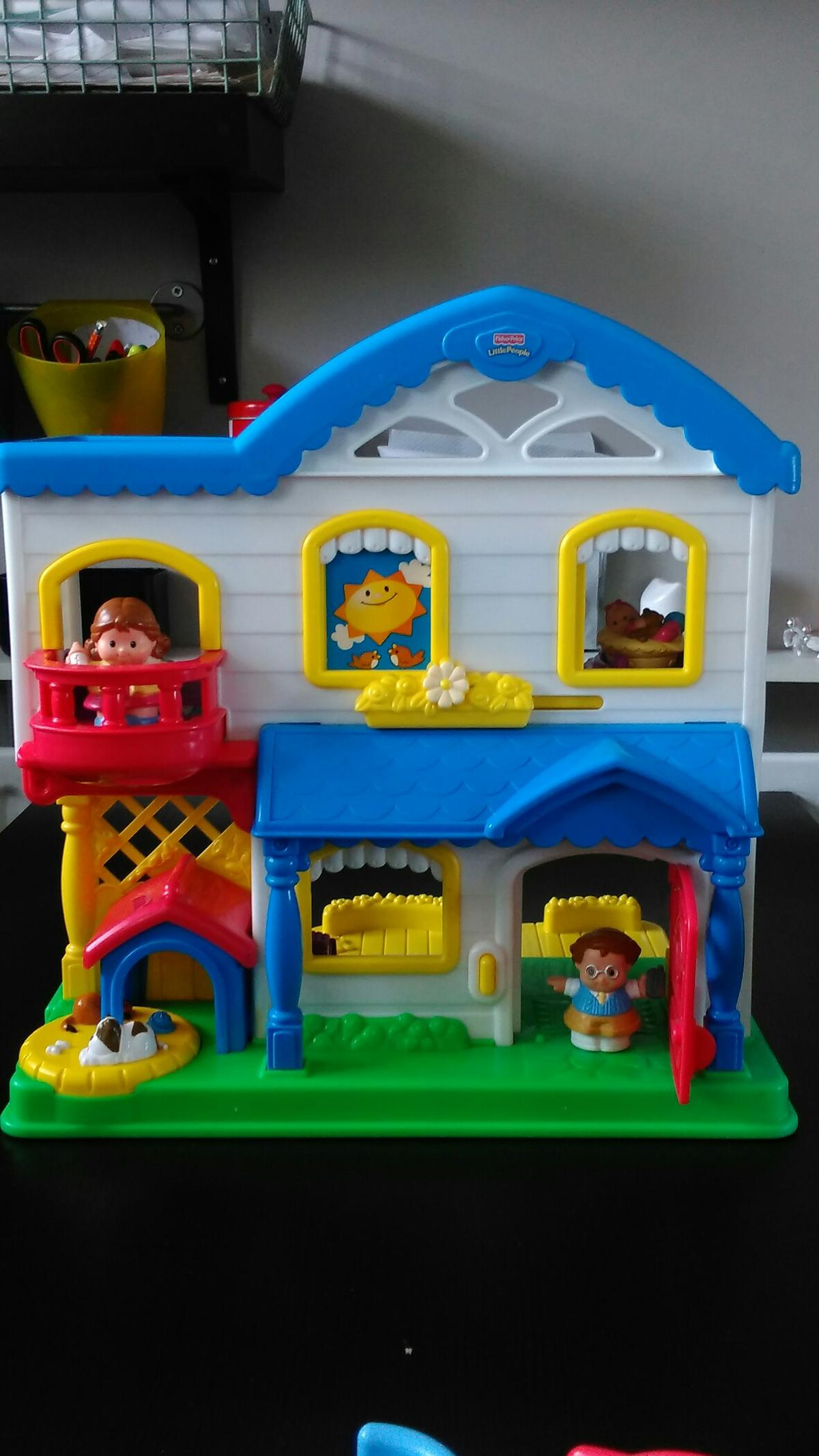 Fisher Price Little People House Kids Toy In B34 Birmingham