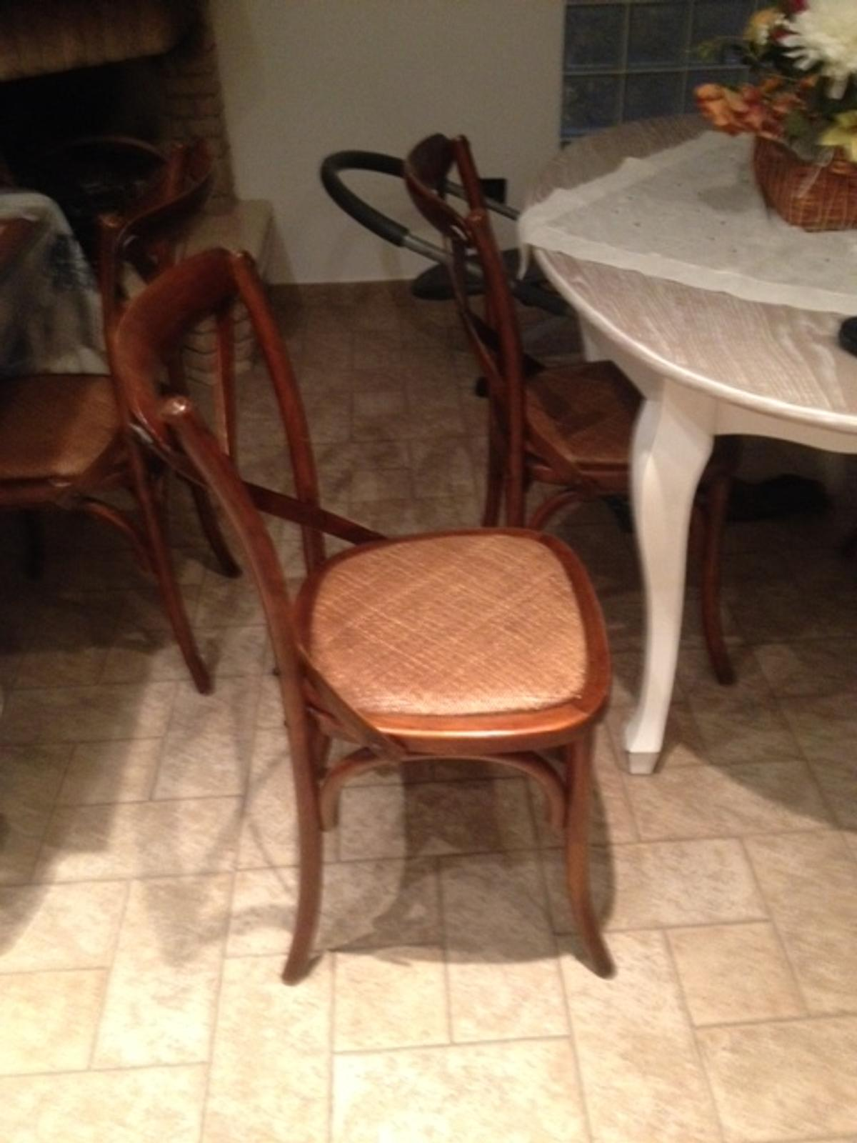 Sedie Tipo Thonet Usate.4 Sedie Thonet In 00139 Roma For 150 00 For Sale Shpock