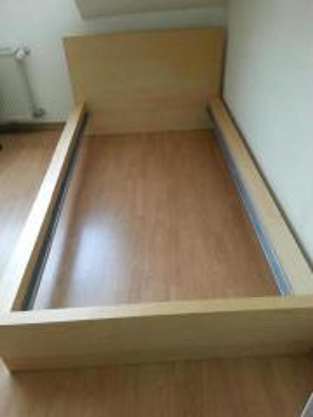 Ikea Malm Bett 90x200 In 40625 Dusseldorf For 40 00 For Sale Shpock